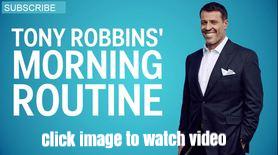 Tony Robbins video